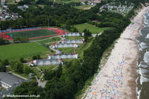 Centralny Ośrodek Sportu w Cetniewie - źródło: www.wladyslawowo.info.pl