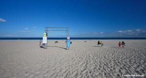 Plaża w Helu - http://www.hel.info.pl