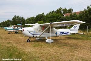 Lotnisko w Jastarni - źródło: www.jastarnia.info.pl