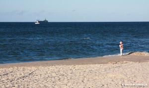 Plaża w Juracie - źródło: www.e-jurata.pl