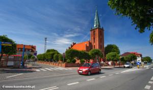 Kościół Rybacki - źródło: www.kuznica.info.pl