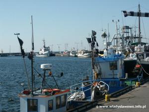 Port we Władysławowie - źródło: www.wladyslawowo.info.pl