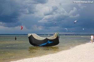 Zatoka Pucka Kitesurfing